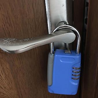 Pole klíče s heslem typu kovový hák