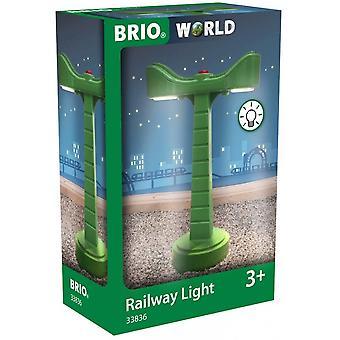 Brio 33836 Brio Jernbane Lys - LED Spor Lys