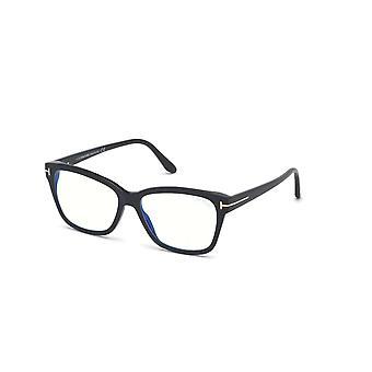 Tom Ford TF5597-B 001 Kiiltävät mustat lasit