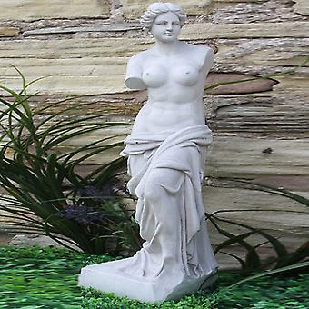 Stone Effect Lady Figure Venus