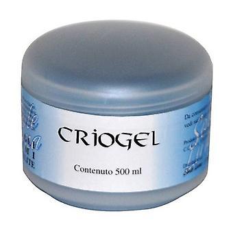 Cooling Cryogel 500 ml of gel