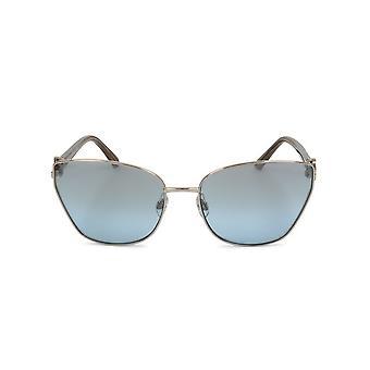 Swarovski - Accessories - Sunglasses - SK0167-16X - Women - silver,lighblue