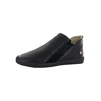 Softinos Womens IFE Leather Loafer Shoes