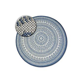 Rug ronde FLAT 48695/591 SISAL - glas-in-lood
