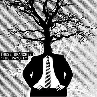 Ces Branches - Payoff EP [Vinyl] USA import