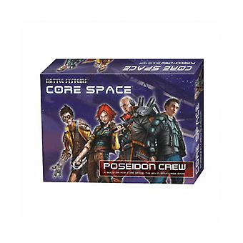 Core Space Crew Booster: Poseidon