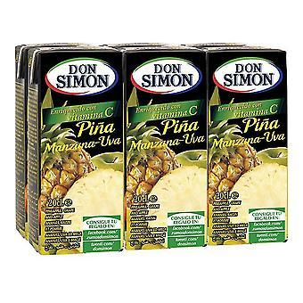 Suc Don Simon (6 x 200 ml)