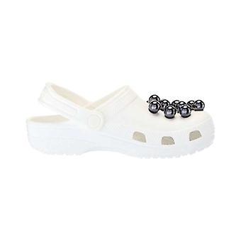 Crocs Women's Classic Timeless Clash Pearls Clog