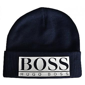 هوغو بوس بويز هوغو بوس بوي البحرية الزرقاء قبعة