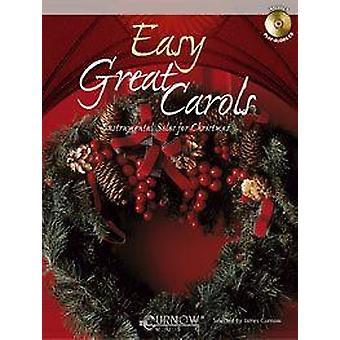 Easy Great Carols Bassoon / Trombone / Baritone BC