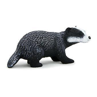 Wildlife & Woodland Badger Toy Figure