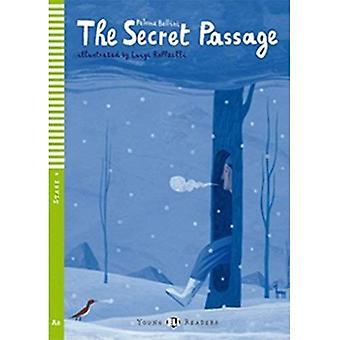 Unga Eli-läsare: Den hemliga passagen + CD