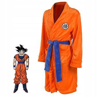 Anime Dragon Ball Goku Cosplay Peignoir