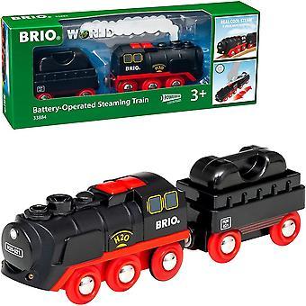 ブリオ 33884 ブリオ電池式蒸気蒸気エンジン