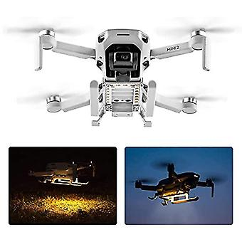 Led Landing Gear For Dji Mini 2,foldable Extended Kit Night Flight Lights For Dji Mavic Mini 2/mavic Mini Accessories