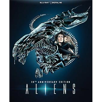 Aliens 30th Anniversary [Blu-ray] USA import