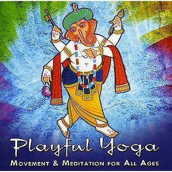 Playful Yoga - Playful Yoga [CD] USA import