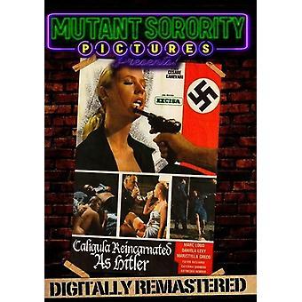 Caligula reinkarneras som Hitler [DVD] USA import
