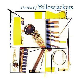 Yellowjackets - bästa Yellowjackets [CD] USA import