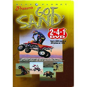 Got Sand [DVD] USA import