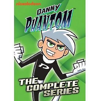 Danny Phantom: Komplett serie [DVD] USA import