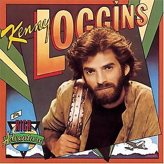 Kenny Loggins - hoge avontuur [CD] USA import