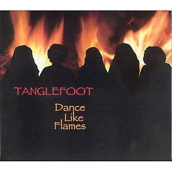 Tanglefoot - importation USA Dance comme flammes [CD]