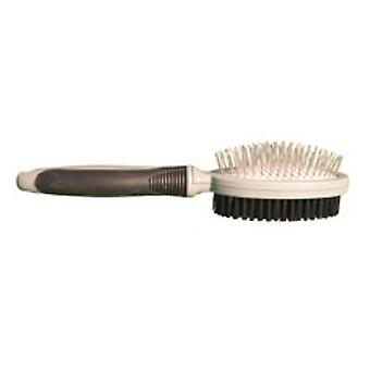 Arquivet Double Metallic Puzzles Brush (Dogs , Grooming & Wellbeing , Brushes & Combs)