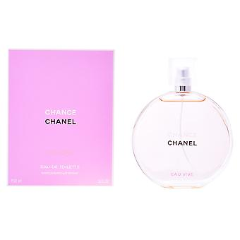 Chanel Chance Eau Vive Edt Spray 100 Ml para mujer