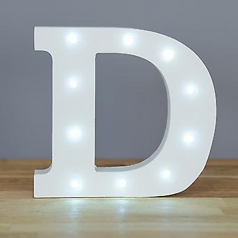 Lettre de LED - lumières Yesbox lettre D