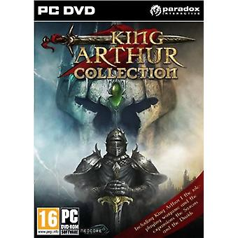 King Arthur Collections PC DVD Game