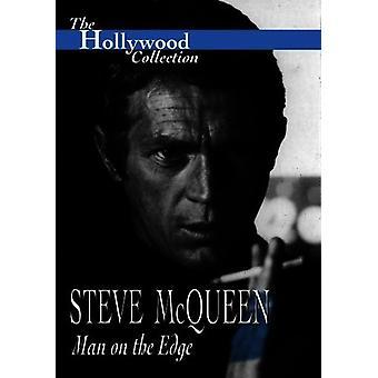 Steve McQueen-Man on the Edge [DVD] USA import