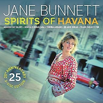 Jane Bunnett - Spirits of Havana / Chamalongo - 25 une importation USA [CD]