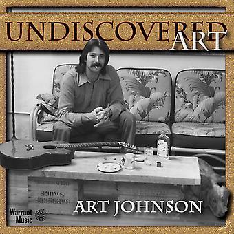 Art Johnson - Undiscovered Art [CD] USA import