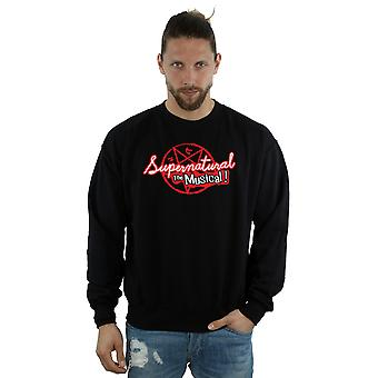 Supernatural Men's The Musical Sweatshirt