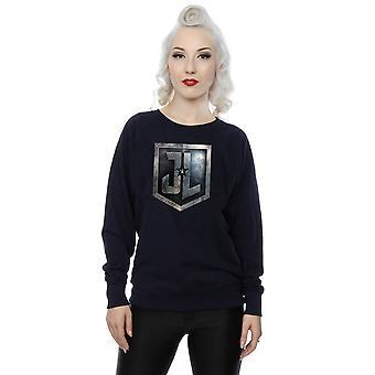 DC Comics kvinners Justice League film skjold Sweatshirt