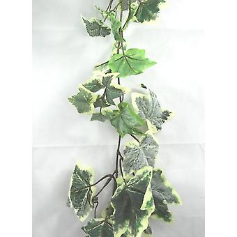 Artificial Silk Frosted Ivy Garlands