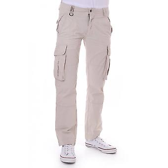 Diesel Mens Straight Leg Combat Trousers