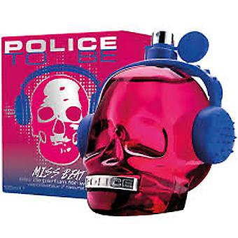 Polizia di essere Miss Beat Eau de Parfum 125ml EDP Spray