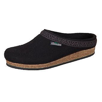 Stegmann Black Wollfilz 1088802 home all year women shoes
