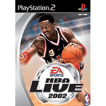 NBA Live 2002 - Als Nieuw