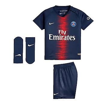 2018-2019 PSG Home Nike Baby Kit