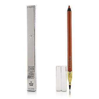 Lancome Le Lip Liner Waterproof Lip Pencil With Brush - #66 Orange Sacree L7033400 - 1.2g/0.04oz