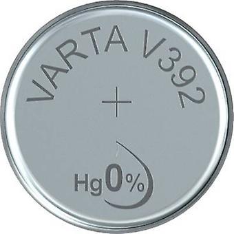 Varta Electronics SR41 Bouton cellule SR41, SR736 Oxyde d'argent 40 mAh 1,55 V 1 pc(s)