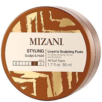 Mizani Lived In Sculpting Paste 50ml