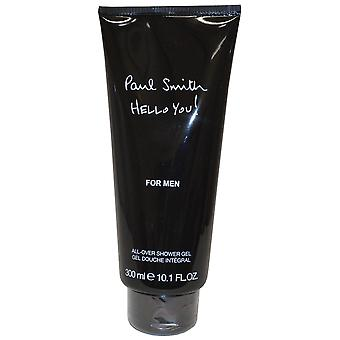 Paul Smith Hello You! All Over Shower Gel for Men 300ml
