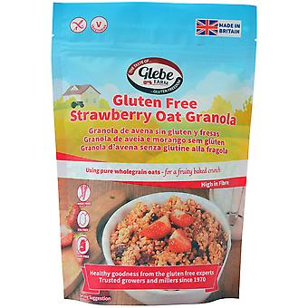 Glebe Farm Gluten Free Strawberry Oat Granola
