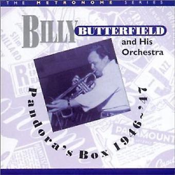 Billy Butterfield - 1946-47-Pandora's Box [CD] USA import