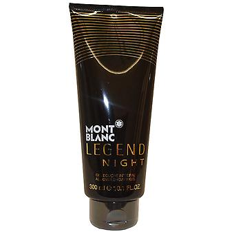 Mont Blanc Legend natt All-Over duschkräm 300ml