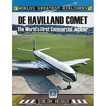 De Havilland Comet: The World's First Commercial Jetliner